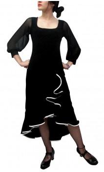 Victoria Flamenca Vestido Mediano
