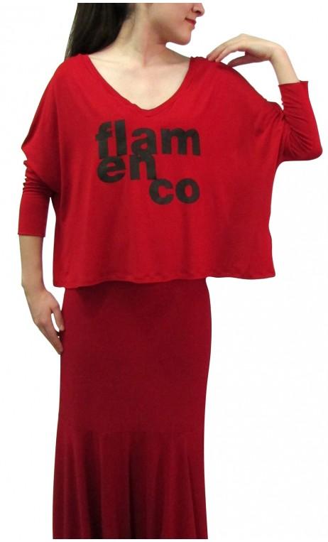 Blusa Karla Flamenco