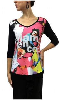 Top Flamenco Color