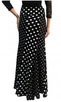 Gaudi Printed Long-Skirt