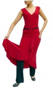 Agnes 1 Ruffle Skirt