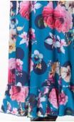 Falda Guadalupe Floral