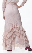 Alicia Lace Skirt w/ Petticoat