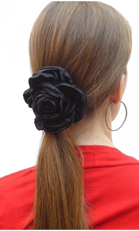Hair Flower Apliqué