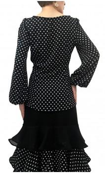 Polka-dots Consuelo Top