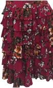 Ester Floral Long-Dress