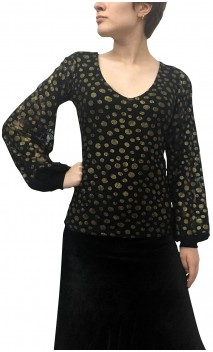 Martina Lace Blouse