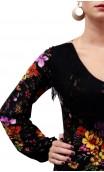 Blusa Nina c/Flores