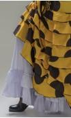 Godet Petticoat w/Ruffles