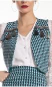 Mini-Vest Elena w/ Trims