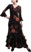Eva Floral Skirt & Top Set