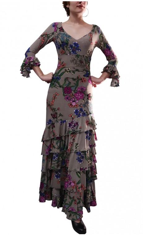 Leonor Floral Skirt & Top Set