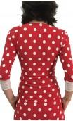 Sevilla Polka-Dots Skirt & Top Set