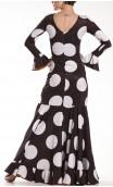 Luna Godet Long Dress