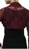 Bolero Tatiana Encajes