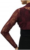 Tatiana Lace Mini-Shrug