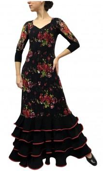 Vestido Julia de Renda 4 Babados