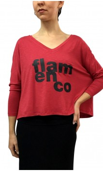 Karla Flamenco Top