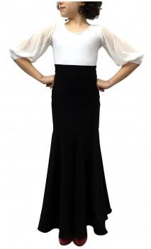Girls Marian Godet Long-Skirt