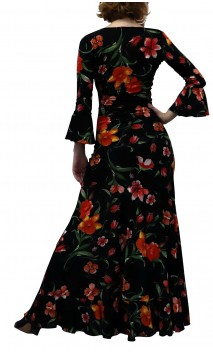 Judith Floral Skirt & Top Set
