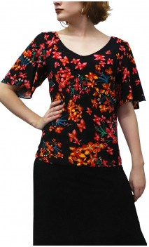 Grace Printed Blouse