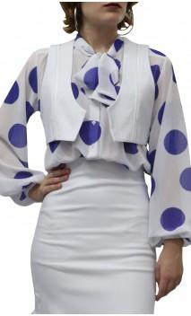 Mini-Vest Carmela w/ Trims