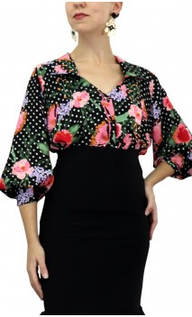Grazi Viscose Printed Shirt