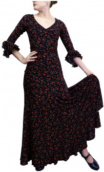 Daisy Floral Skirt & Top Set