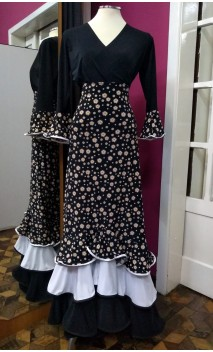 Daisy Skirt & Blouse Set