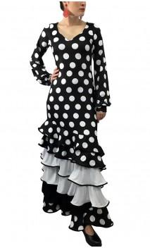 Carmen Polka-dots Flamenco Dress