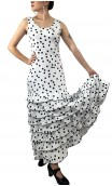 Ivy Long-Dress 8 Ruffles