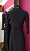 Black w/Violet Mini-Blazer