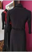 Black w/Red Mini-Blazer