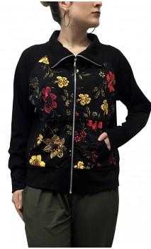 Naomi Printed Jacket