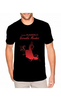 Male t-Shirt Mosaic Veruska Mendes Studio