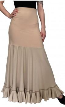 Flamenco Godet Petticoat w/Ruffle