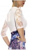 Blusa Encajes Crystal