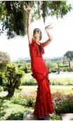 Falda Flamenca Juana c/Volantitos