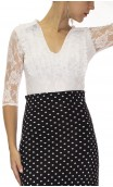 Crystal Lace Top