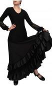 Vestido Flamenco Grace 4 Babados