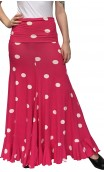 Vitoria Polka-dots Flamenco Skirt