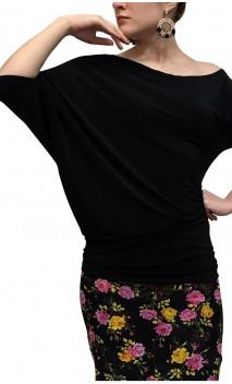 Milene Asymmetrical Blouse