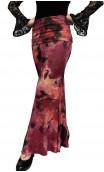 Printed Lola Flamenco Skirt