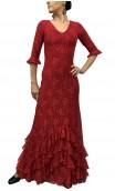 Vestido Milene de Renda c/ Anágua