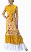 Vestido Flamenco Frida Estilo Canastera