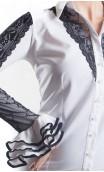 Camisa Alhambra com Renda